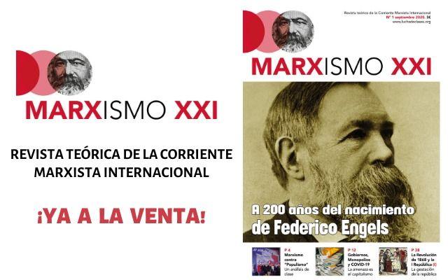 Revista Teórica Marxismo XXI