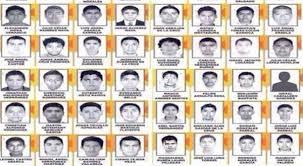 Ayotzinapa caras normalistas