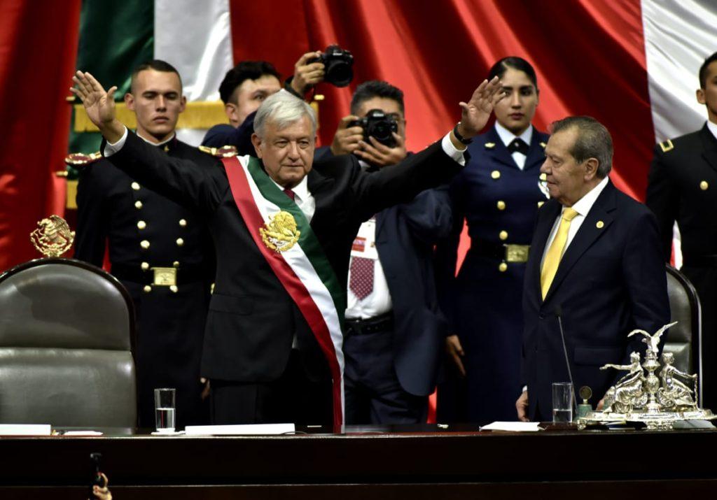 PRESIDENTE DE MÉXICO ANDRÉS MANUEL LÓPEZ OBRADOR 1024x715