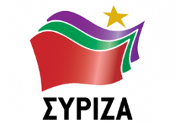 bandera Syriza