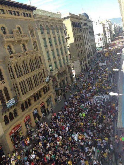 mani Barcelona 24-10.13
