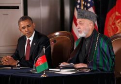 thumb Obama Karzai May 2012-US Embassy Kabul Afghanistan