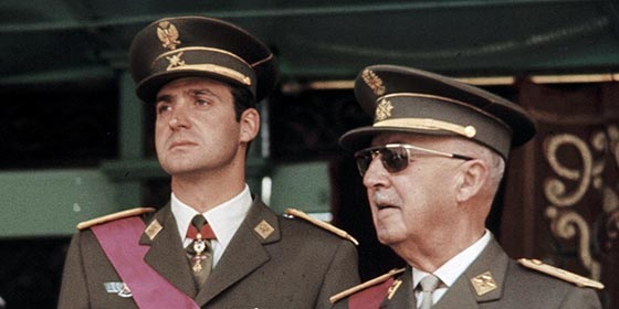 juan carlos francisco franco